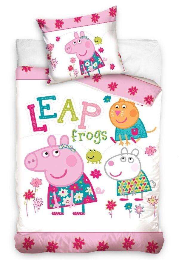 Peppa Pig Beddengoed 100x135cm
