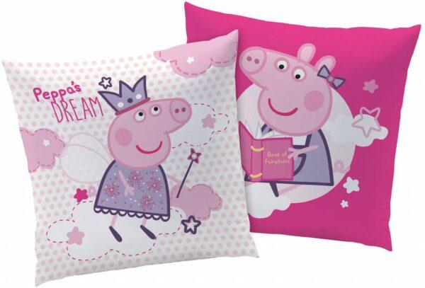 Sierkussen Peppa Pig Fairytale