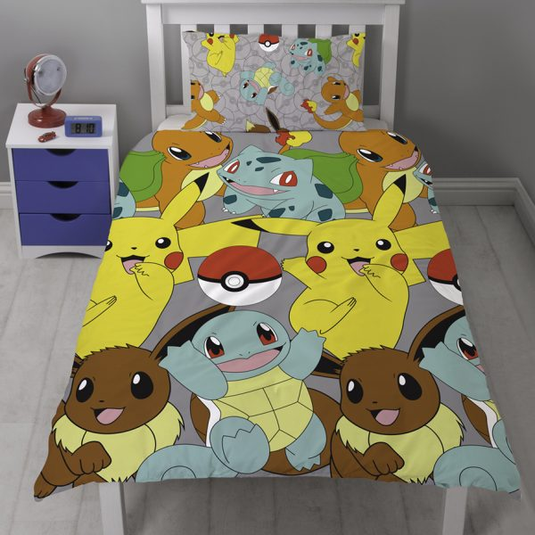 Pokémon Dekbedovertrek All
