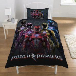 Dekbedovertrek Power Rangers