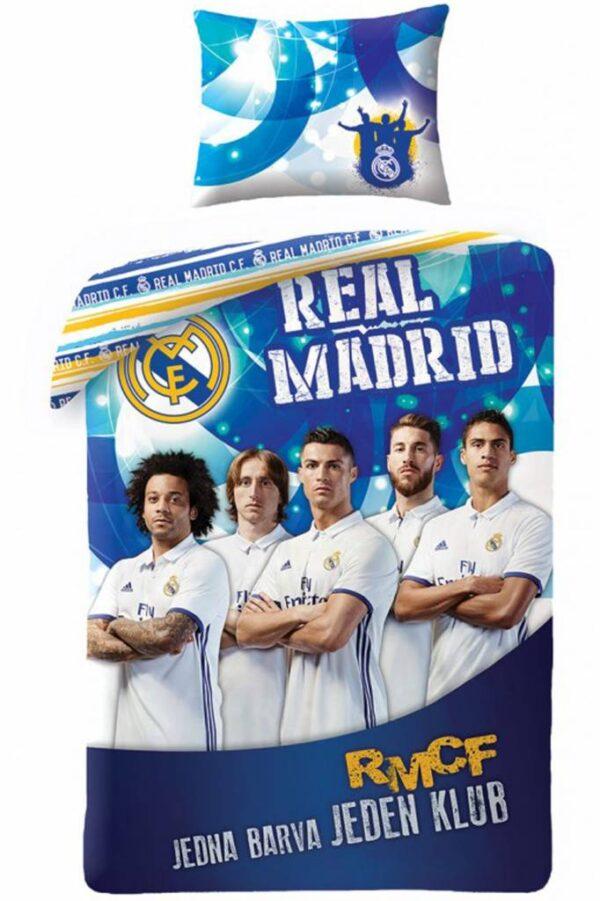 Real Madrid Dekbedovertrek Players