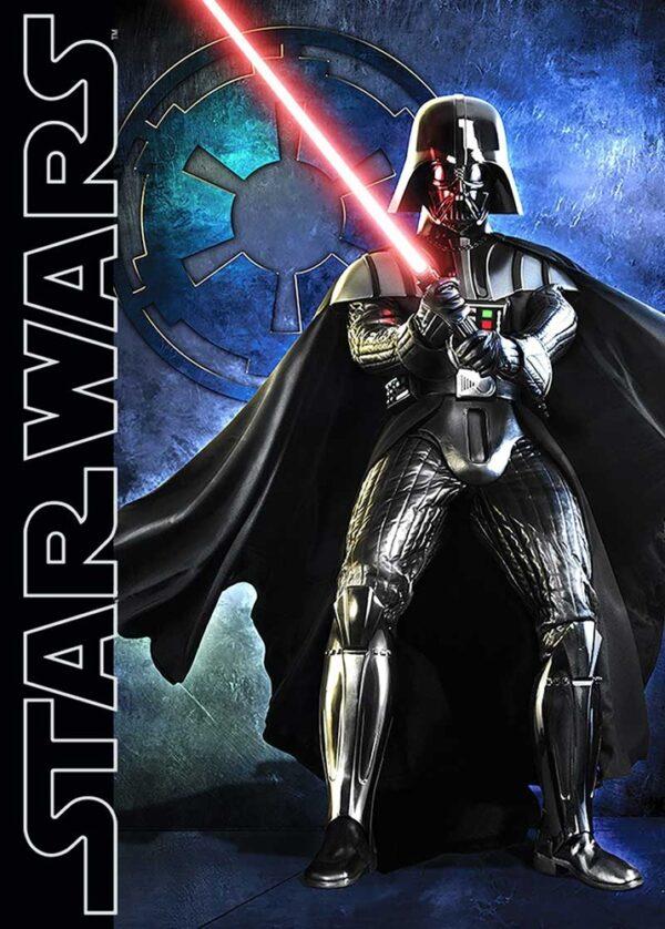 Star Wars Darth Vader Vloerkleed