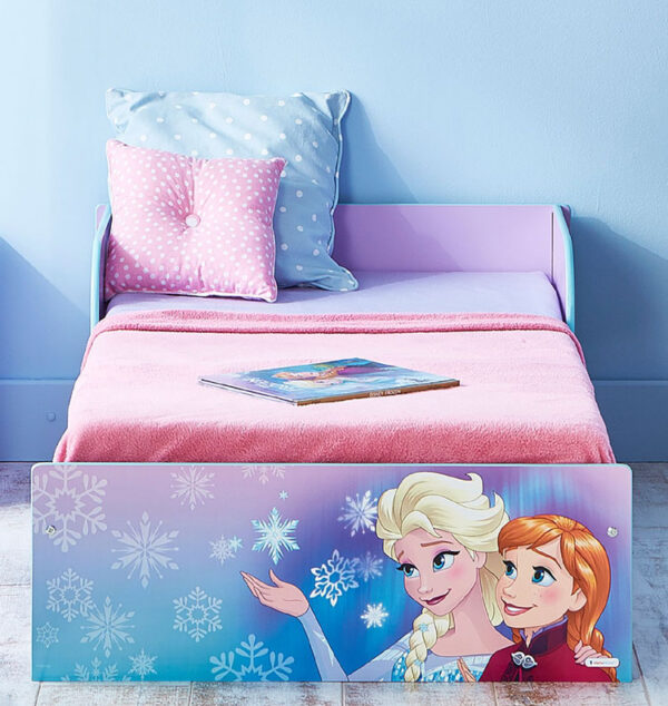 Frozen Junior Bed Metaal