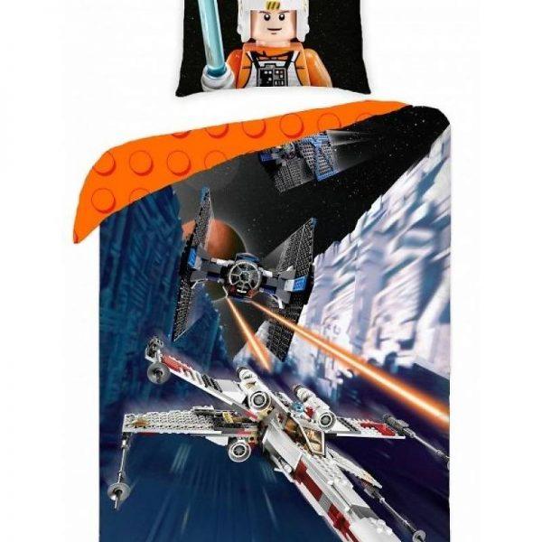 Lego Dekbedovertrek Star Wars Race