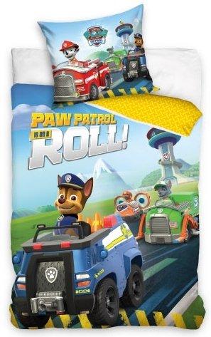 Paw Patrol Dekbedovertrek Let's Roll