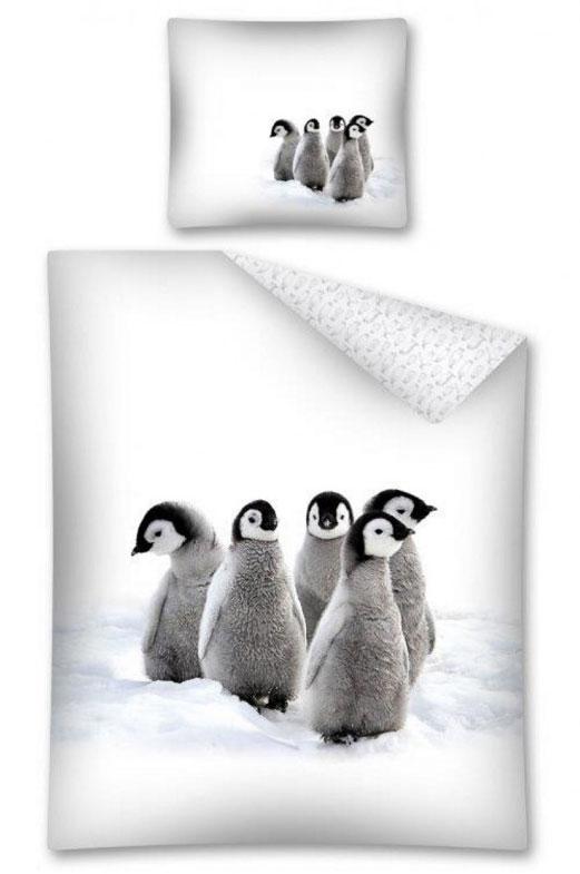 Dekbedovertrek Pinguins