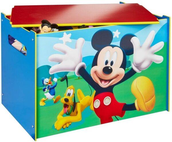 Mickey Mouse Speelgoedkist