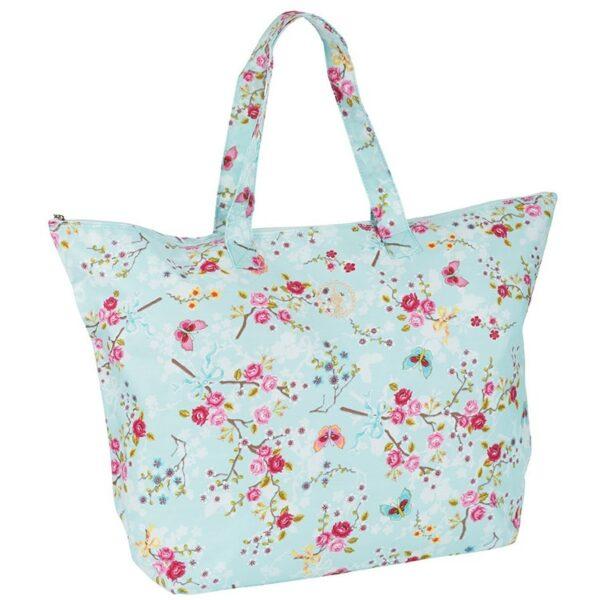 PiP Studio Beachbag Chinese Blossom Blue