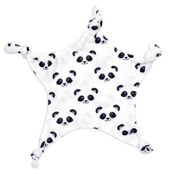 Hydrofiel Knuffeldoekje Panda Dreams