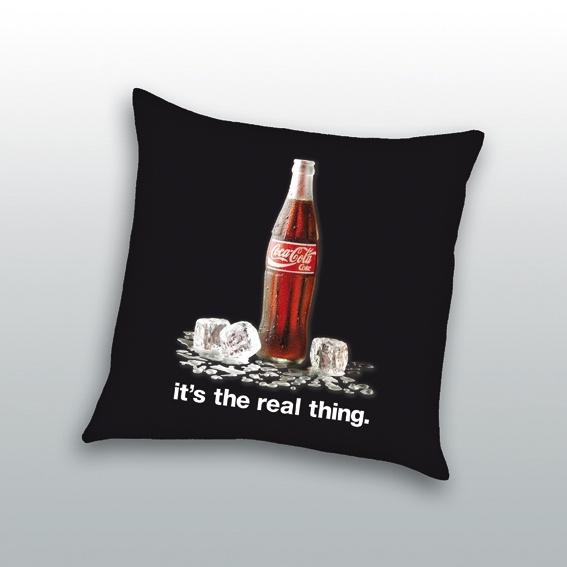 Coca Cola Kussen Bottle