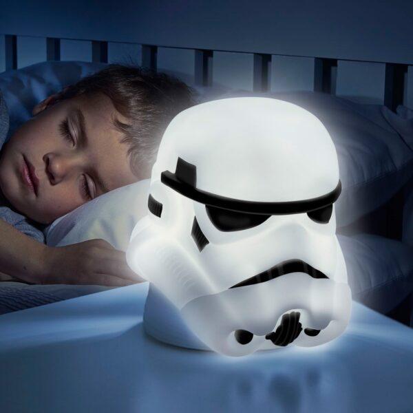 Star Wars Zak/Nachtamp Stormtrooper (verlichting)
