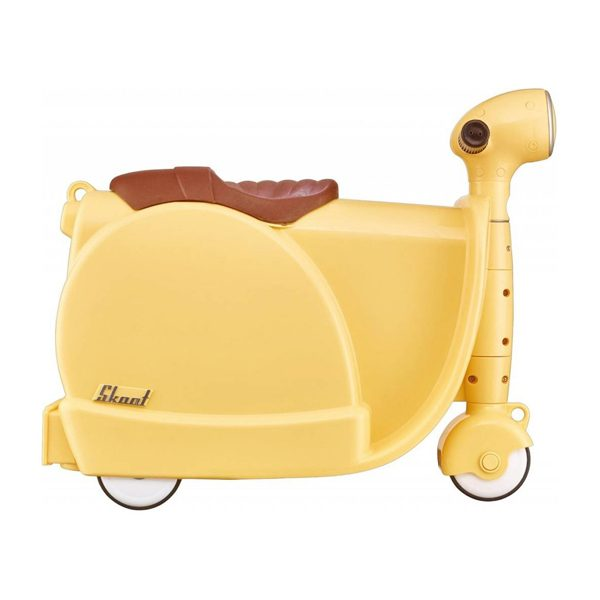 Skoot Kinderkoffer-Loopfiets Lemon