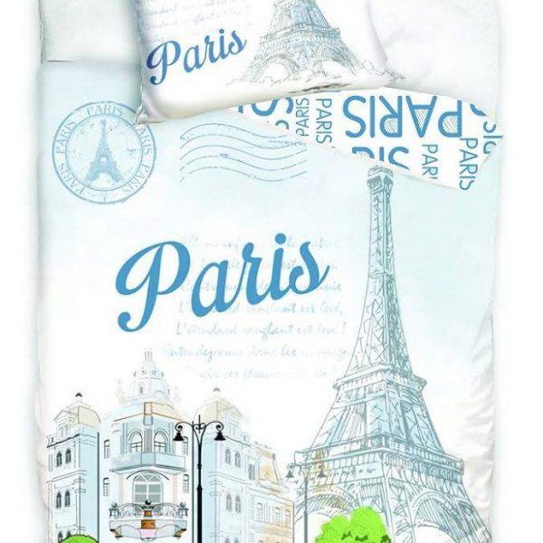 Parijs mijn Stad Dekbedovertrek