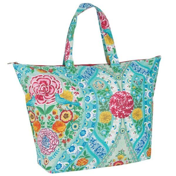 PiP Studio Beachbag Melody Blue