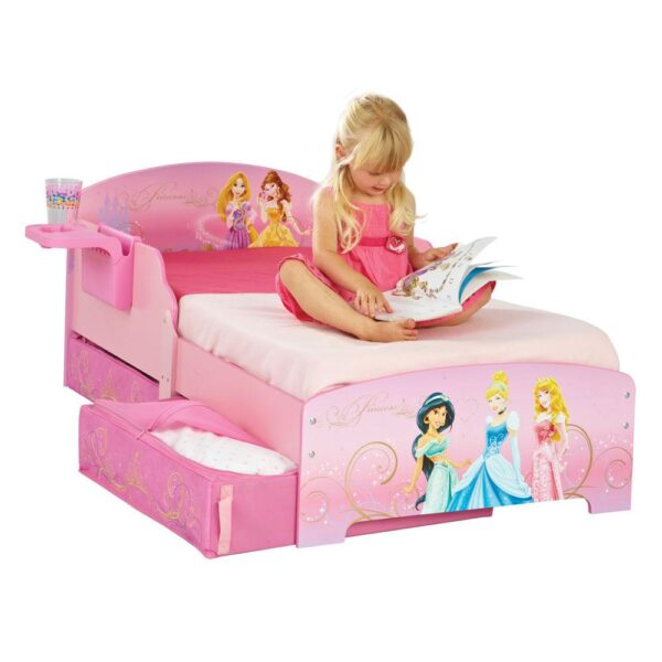 Peuterbed met Laden Disney Princess