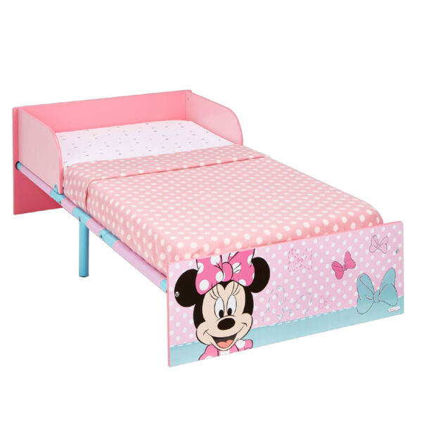 Minnie Mouse Junior Bed Metaal