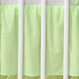 My Sweet Baby Bedrok Groen 70x140cm