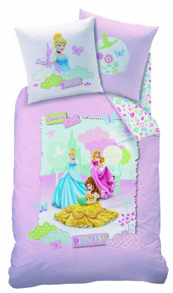 Dekbedovertrek Princess Dreaming Love