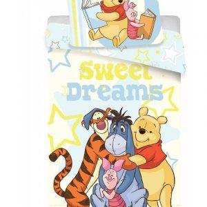 Winnie de Pooh Dekbedovertrek Sweet Dreams