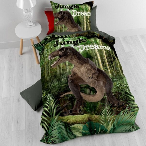 Sleeptime Kids Jungle Dreams Dekbedovertrek