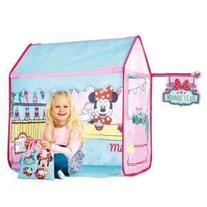Speeltent Minnie Mouse met tas
