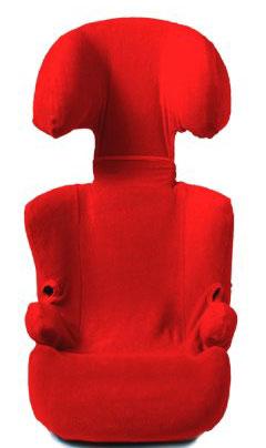 Autostoelhoes Groep 2/3+ Rood