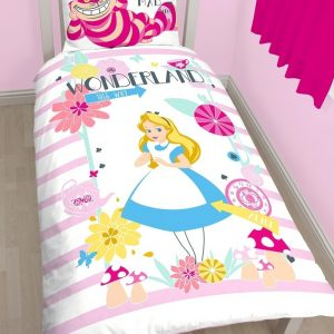Alice in Wonderland Dekbedovertrek