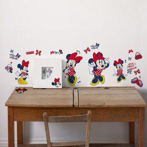 Minnie Mouse Stickers Shopping (52 stuks )