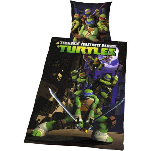 Dekbed Turtles Teenage Mutant Ninja
