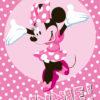 Minnie Mouse Vloerkleed Minnie!
