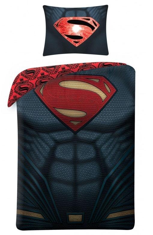 Superman Dekbedovertrek Power