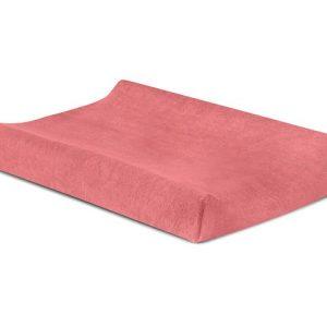 Jollein Waskussenhoes Badstof 50x70cm Coral Pink
