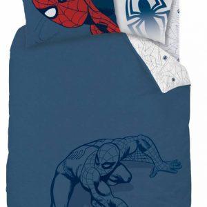 Spiderman Dekbedovertrek Silhouette