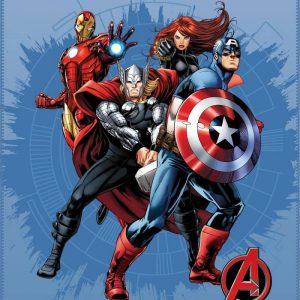 Marvel Avengers Plaid Challenge
