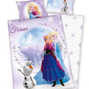 Frozen Anna & Elsa Ledikant Dekbed 100x135cm