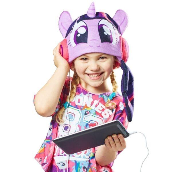 Hoofdtelefoon Muts voor Kinderen My Little Pony