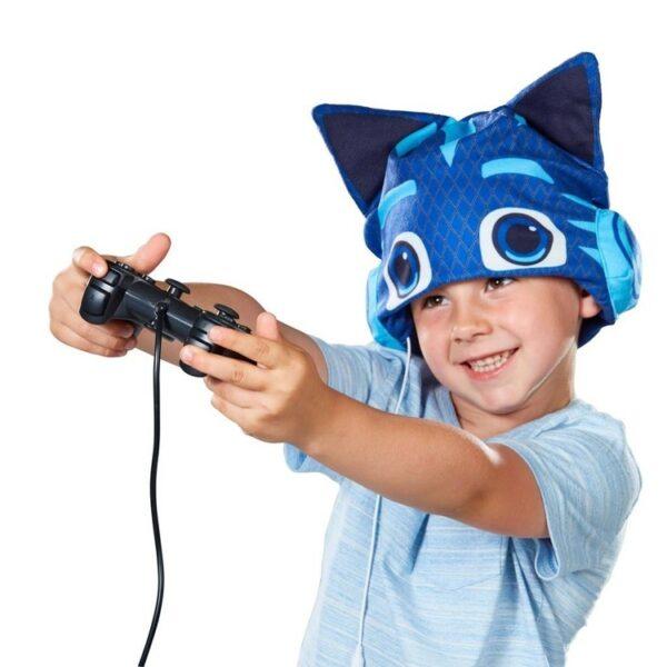 Hoofdtelefoon Muts voor Kinderen PJ Mask