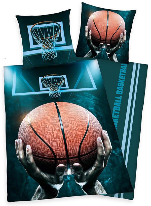 Dekbedovertrek Basketbal