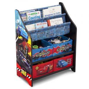Cars Opbergkast voor Boeken en Speelgoed N0.360