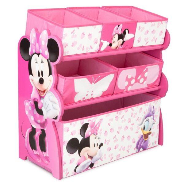 Minnie Mouse Speelgoed Opbergkast