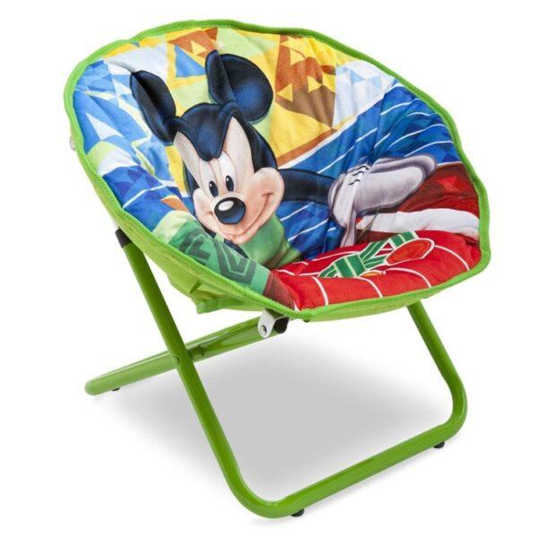 Mickey Mouse Inklapbare Stoel Groen
