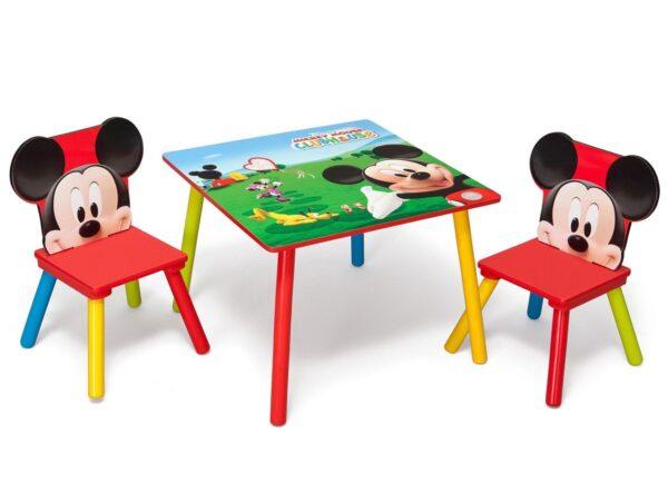 Mickey Mouse Clubhouse Tafel en Stoeltjes