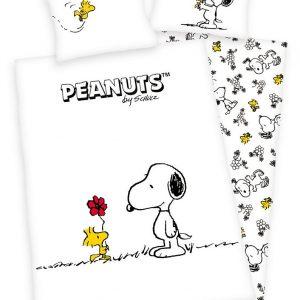 Baby Best Dekbedovertrek Snoopy 100x135 cm (Flanel)