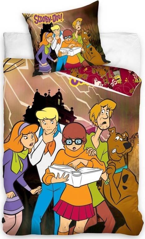 Dekbedovertrek Scooby Doo Castle