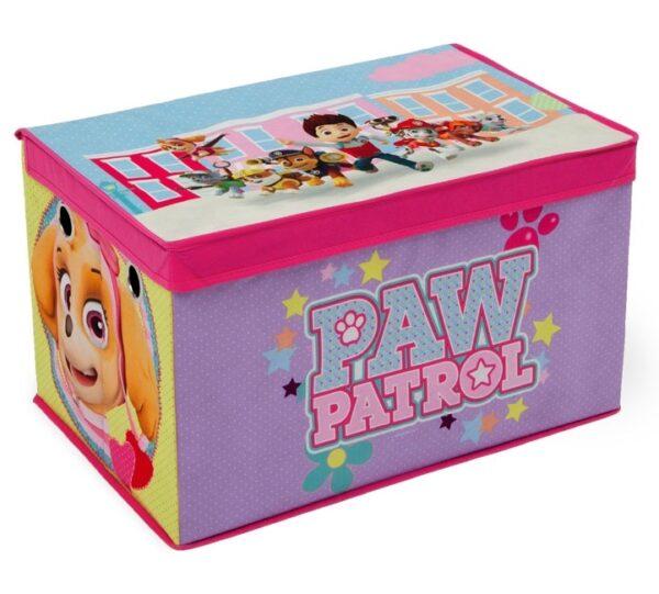 Paw Patrol Canvas Opbergdoos Skye 56 cm