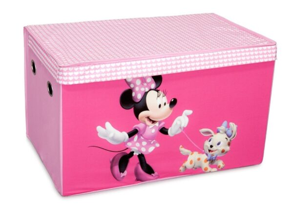 Minnie Mouse Canvas Opbergdoos 56 cm