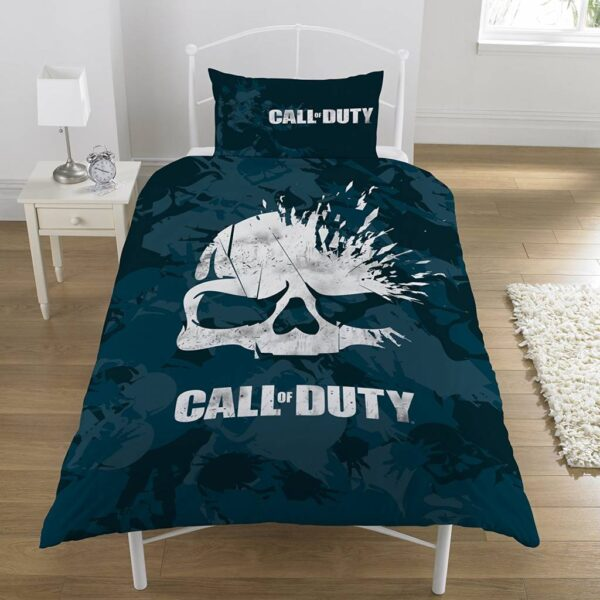 Call Of Duty Broken Skull Dekbedovertrek