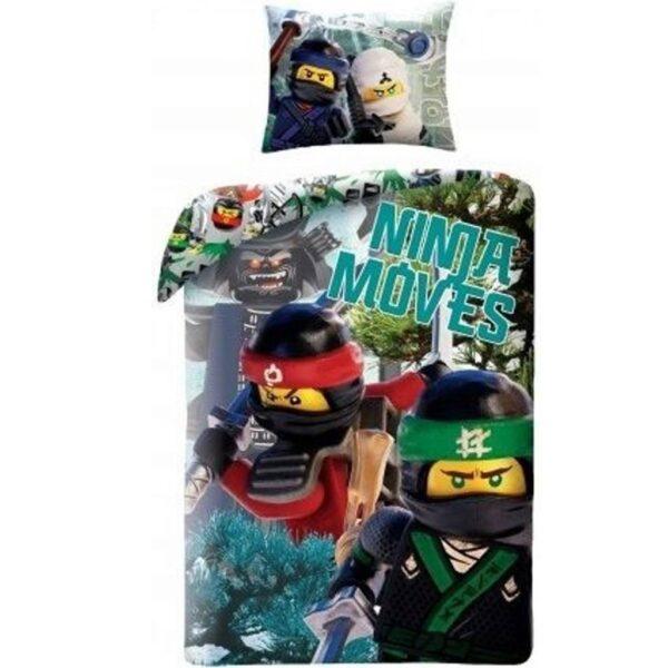 Ninjago Dekbedovertrek Ninja Movies