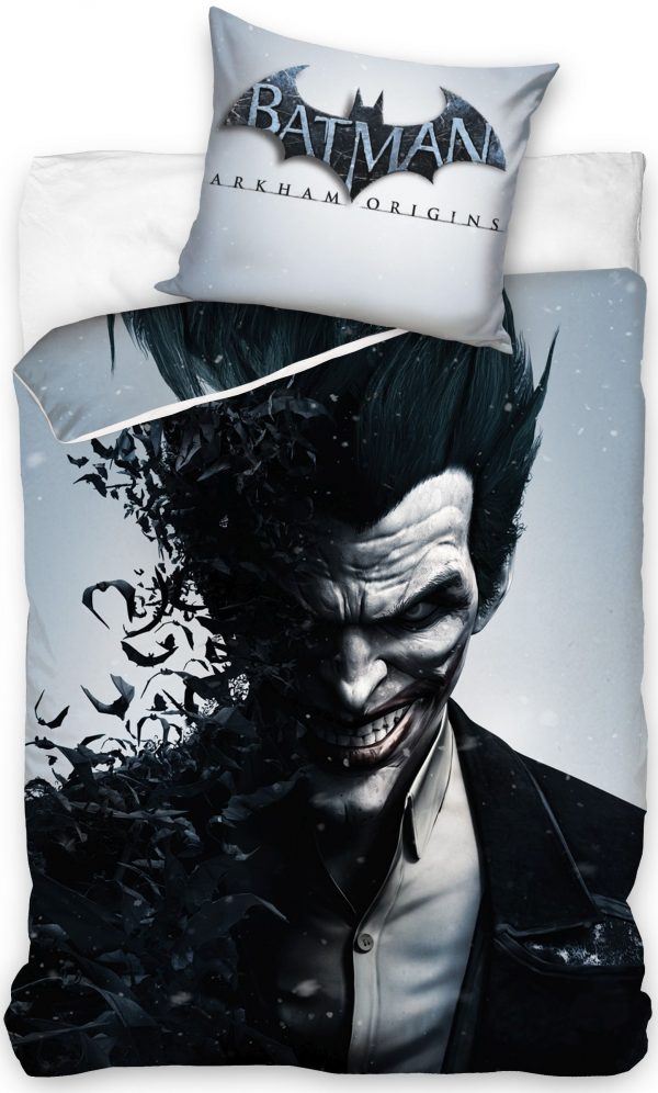 Batman Dekbedovertrek Joker