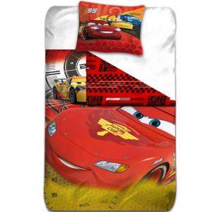 Cars Dekbedovertrek Lightning Mc Queen